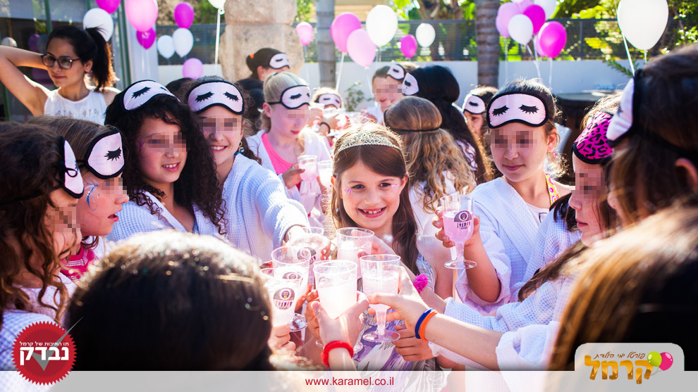 בנות חוגגות בסטייל אחר - 073-7581912