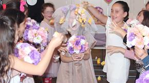 שמח בפרח - יום הולדת מלא פרחים